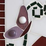 Número de mosaico para residência – numerologia